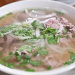 ベトナム料理 ホァングン - 牛肉のフォー