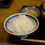 Hinodeudon - ご飯をたっぷり!
