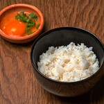 上野 肉処 肉の権之助 - 雑炊セット