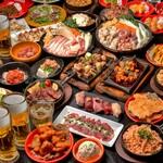 上野 肉処 肉の権之助 - 全180品食べ放題&飲み放題が楽しめる町田最強コスパ店!