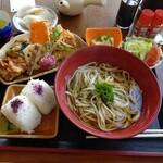 龍神蕎麦 - 料理写真: