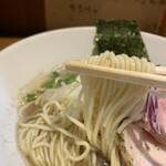 亀戸煮干中華蕎麦つきひ - 料理写真:中華蕎麦