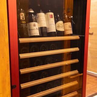 極上神戸牛とマッチングした厳選ワイン!
