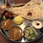 印度料理 BHINDI - ランチCセット