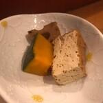 あん梅 - 煮物の小鉢