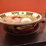 ラーメン凪 - 【かっ○寿司】みたいにシューンってww