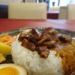 Hakumigen - 博味源特製カレーとルーロー飯