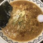 東京豚骨拉麺 ばんから - ばんから(770円)