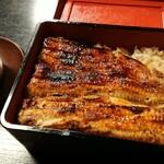 うなぎ赤垣 - 料理写真:うな重(上)