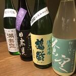 山幸 - おすすめ酒