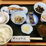 レストラン浜風 - 朝食
