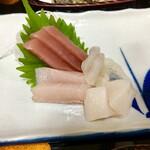 レストラン浜風 - お刺身