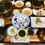 レストラン浜風 - 夕食