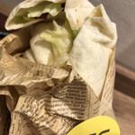 ウムウムグッドブリトーズ - 料理写真: