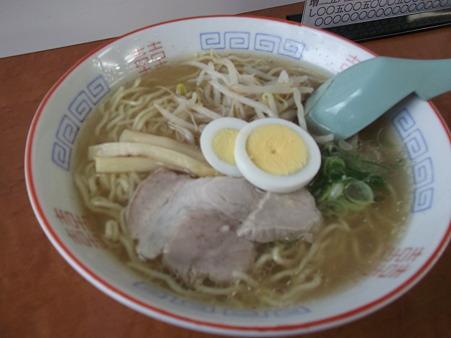 香味徳 - 香味徳・ラーメン¥500