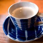 レストランITOSHIMA - 「オススメランチ」(1,300円)のドリンク。コーヒーをいただきましたがとても美味しいコーヒーでした。