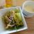 RICH - 料理写真:サラダとスープ