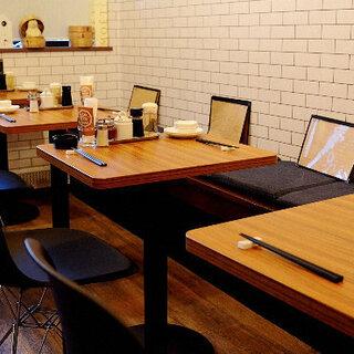 居心地抜群◎カフェのような、明るくナチュラルな空間