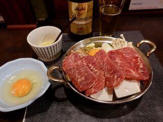 馬肉バル 新三よし - さくら鍋