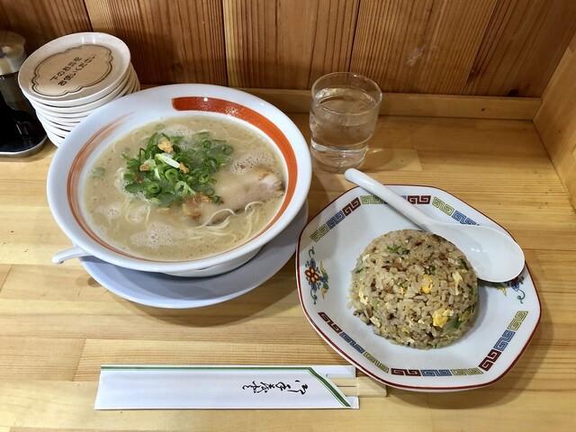 らーめん 丸箸 - 余部/ラーメン [食べログ]