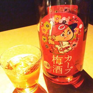 ドリンクも広島にちなんだお酒をご用意◎お好みの一杯をどうぞ☆