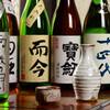 Kakiden - ドリンク写真:お酒