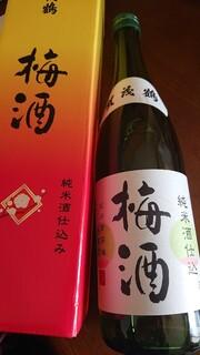 賀茂鶴酒造 - 加茂鶴の梅酒