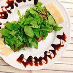 Caffè ソライ屋 - 【パーティーコース/プレミアム】メニュー例:8皿目ーアンガス牛のタリアータ