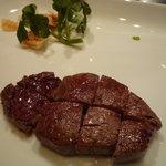 鉄板焼 AC 広尾 - ヒレ肉80g