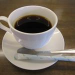 カフェ あざみ - コーヒー 400円