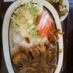 かなめ食堂 - カツカレー 750円