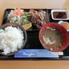 鹿屋市観光物産総合センター 食堂 - 料理写真:黒毛和牛定食¥1,230