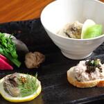 実のり - 前菜