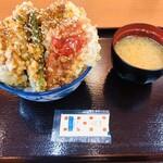 天丼てんや - 料理写真:マヨ鶏天丼