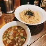 Menshoudaigo - つけ麺    800円