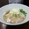 Ramennanzoya - 料理写真:鶏豚ラーメン 3杯目
