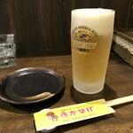 124505095 - 生ビール