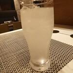 124505205 - レモンサワー