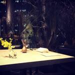 sanmi - テーブル席