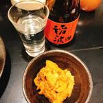 男鹿半島 - 料理写真:ウニ!