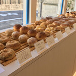 Girouette Cafe - パン