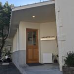 Girouette Cafe - 外観
