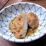 天平食堂 - がんも煮(200円)