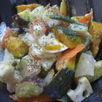 里山の食卓 by ソルビバ - 新鮮野菜が盛りだくさん!!