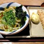 竹清 - 料理写真:竹清うどん!