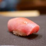 鮨 龍次郎 - 料理写真:やま幸 千葉勝浦 137.5kg 中トロ