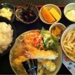 Kusunoki - 日替わり定食850円ミニうどん付き