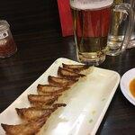 アベノ珉珉 - 餃子と生ビール