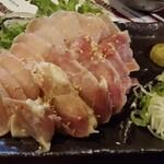 KENZO - 赤鶏のたたき