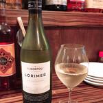 ワイン食堂 イタダキヤ - 白ワイン